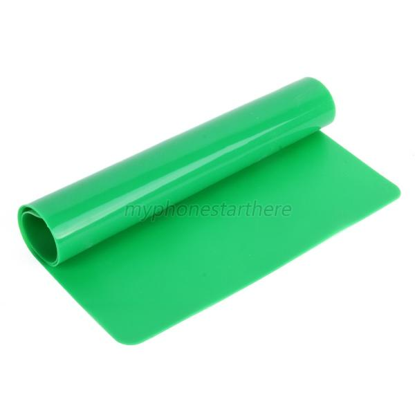 flexible silicone baking mat non stick pan liner placemat table protector 6color ebay. Black Bedroom Furniture Sets. Home Design Ideas