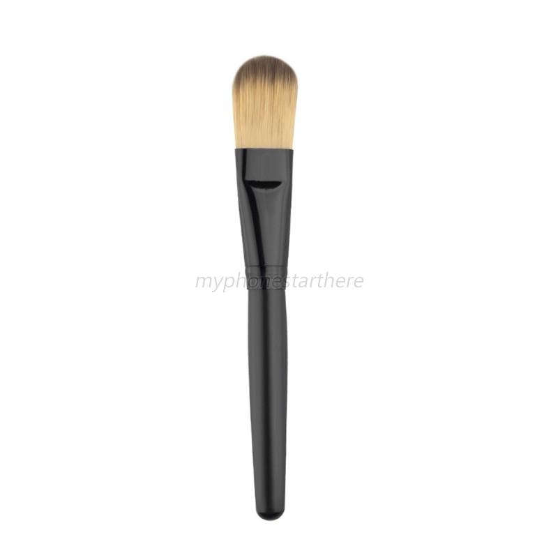 Pro-Mild-Fiber-Brush-Blush-Powder-Foundation-Cosmetic-Beauty-Makeup-Brush-Tools