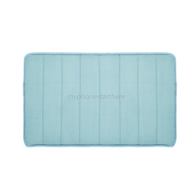 soft non slip shower bath mat bathroom bedroom kitchen