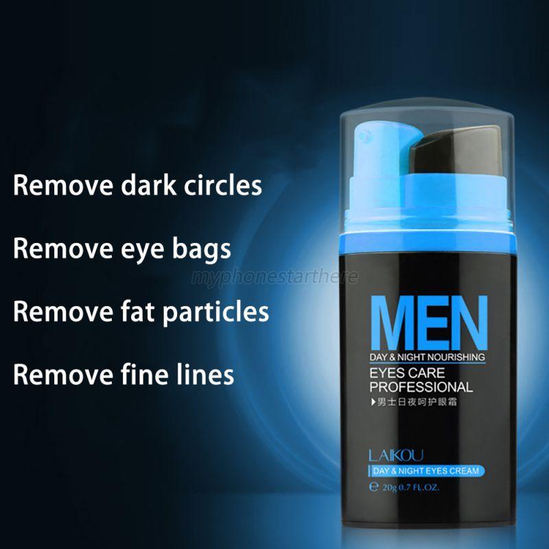 Men Natural Under Eye Cream Remove Dark Circles Lines Bags ...