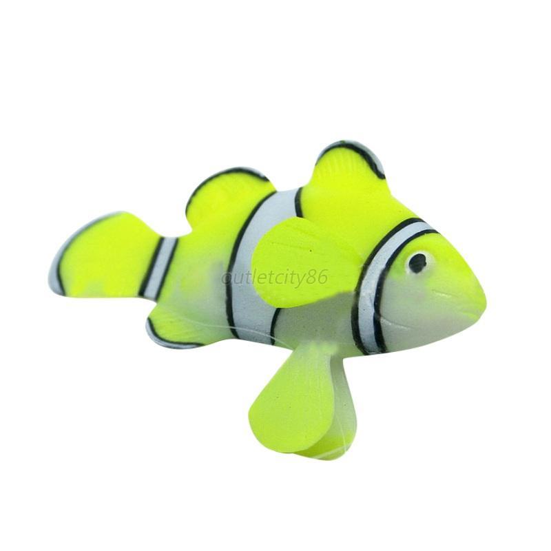 Float Fish Toy Fish Tank Aquarium Ornaments Decorations