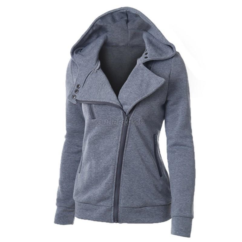Warm zip up hoodies
