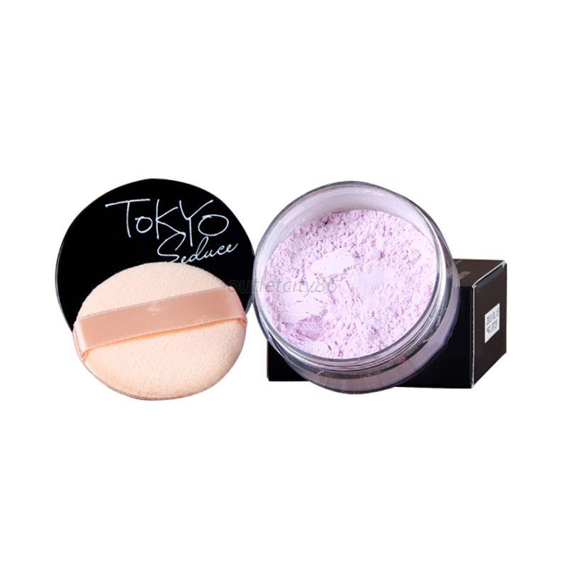 makeup translucent mineral facial smooth foundation loose