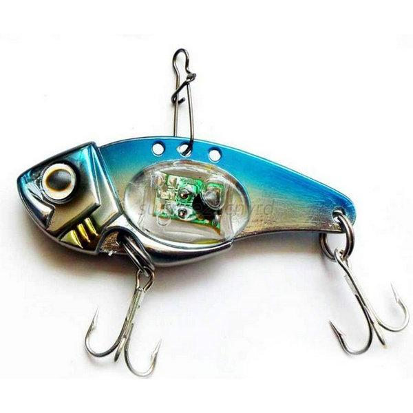 led flashing fish lure bait light deepwater salt fresh water light, Soft Baits