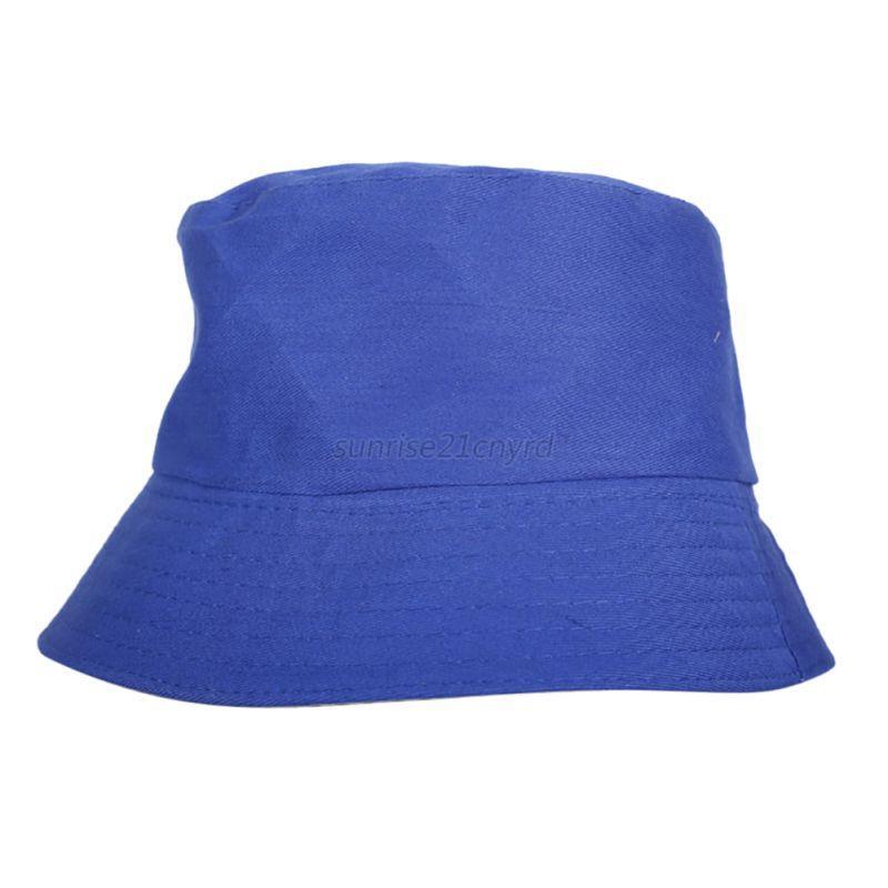 Womens bucket hat cotton brim fishing visor sun hat for Womens fishing hat