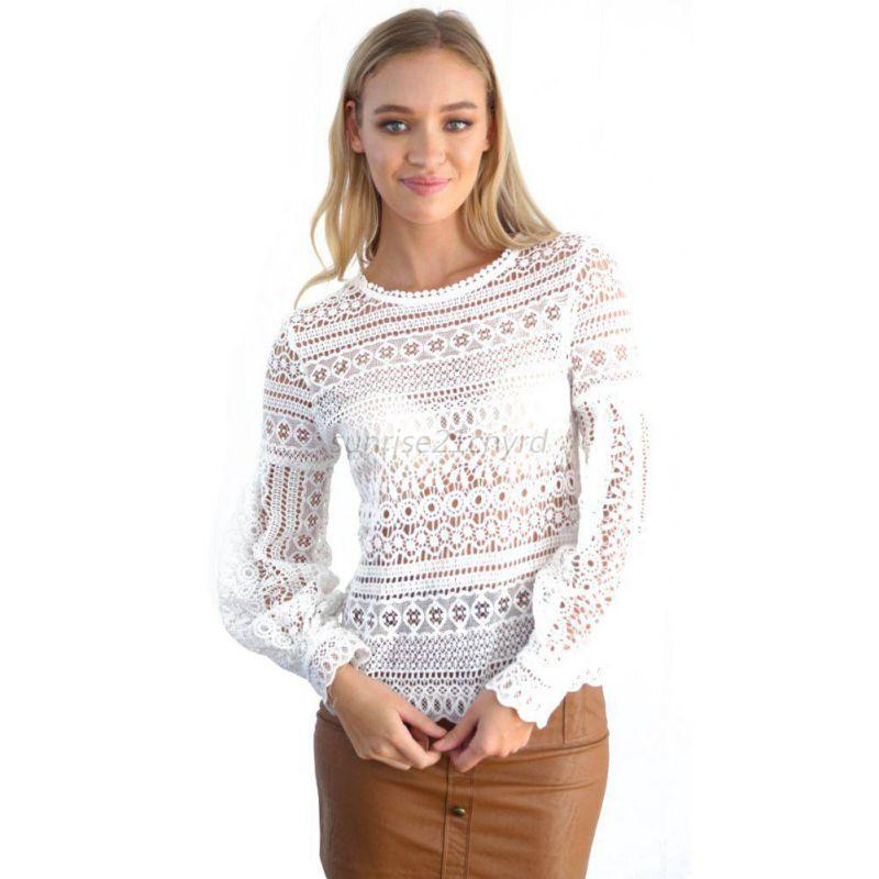 Crochet patterned tops in every imaginable style. Big, bulky knits to keep you warm, delicate summer garments, and sweaters for all the year round. JavaScript seems to be disabled in your browser%(K).