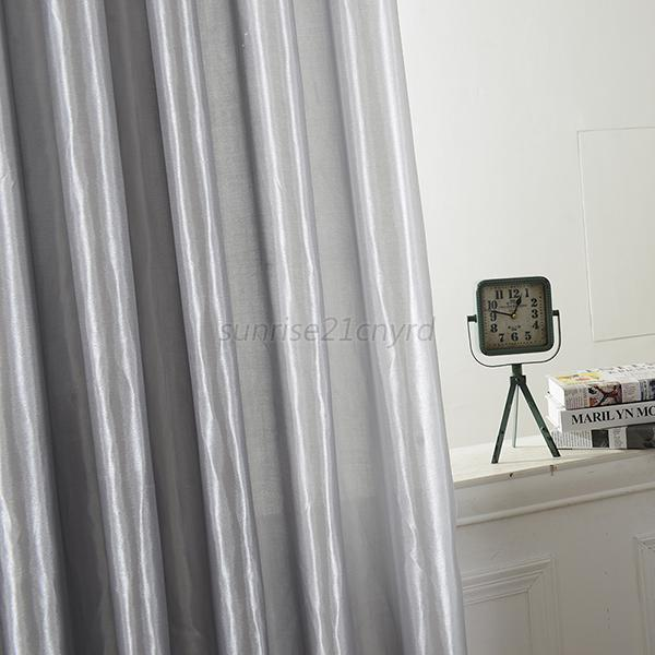 Window Screen Curtains Home Decor Door Room Lining Curtain