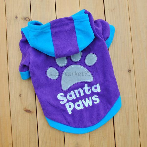 Pet-Dog-Cat-Footprint-Hoodie-Sweater-Coat-Puppy-Cat-Sweatshirt-Jumpsuit-Clothes