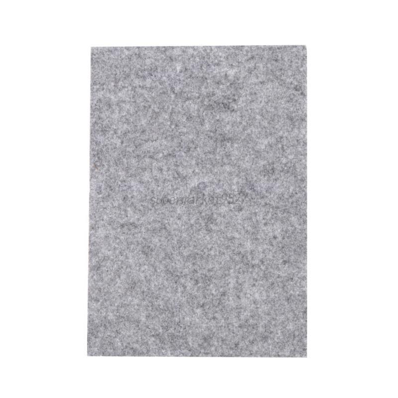 Self Adhesive Felt Pads Furniture Floor Wall Chair Scratch