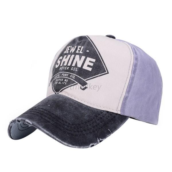 Retro Men Kid Baseball Golf Cap Snapback Sports Travel Hat