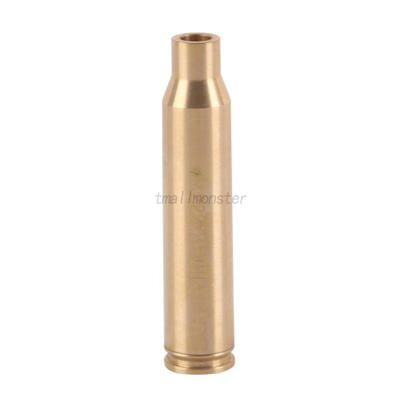 Chic Red Dot Laser Brass Cartridge Bore Sighter Boresight For Scope CAL Hunting