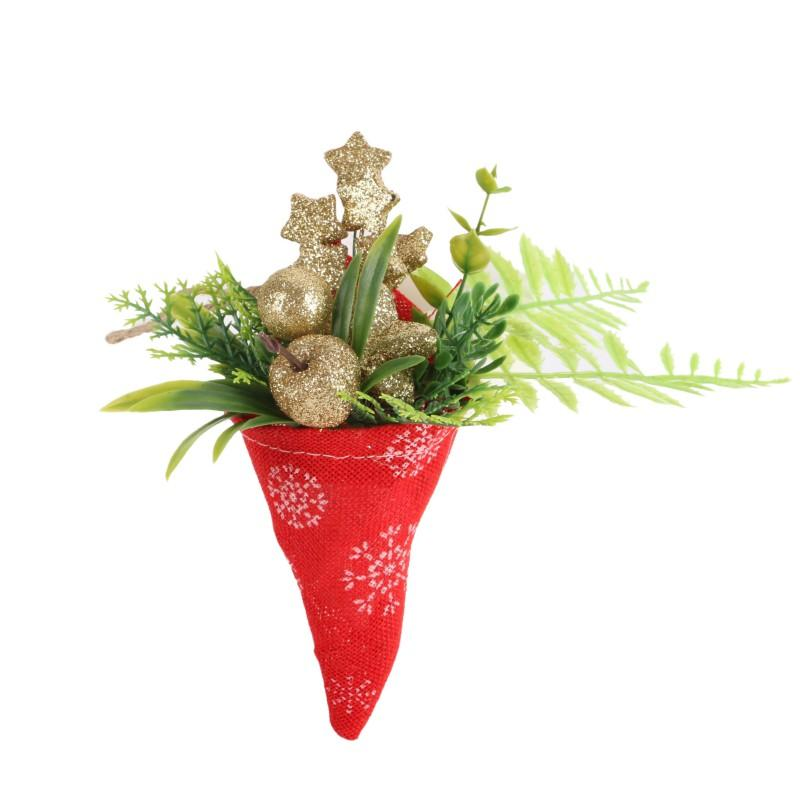 Christmas tree decoration xmas holiday party hanging for Holiday christmas ornaments
