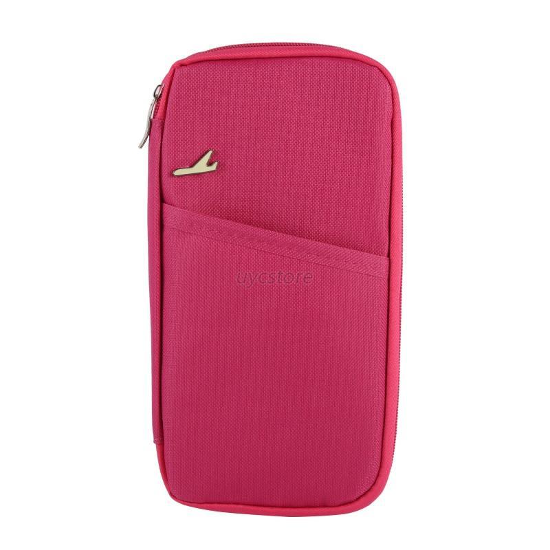 Passport-Wallet-Multifunction-Credit-Card-ID-Holder-Travel-Storage-Bag-Useful
