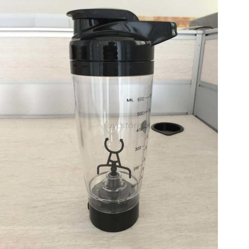 Protein-Shaker-Blender-Mixer-Bottle-Cup-Quality-Electric-Tornado-Nutrition-600ml