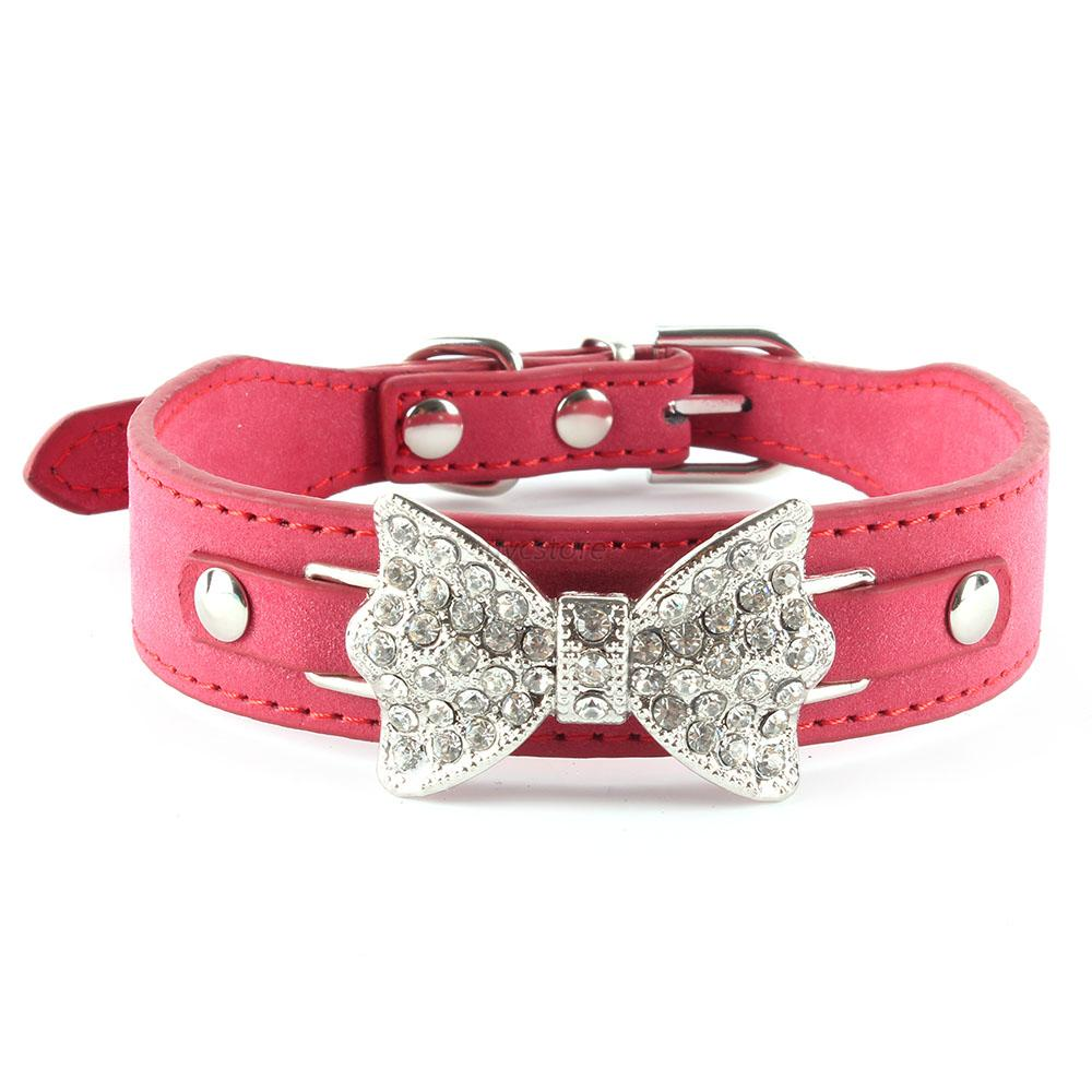 Custom Bling Dog Collar
