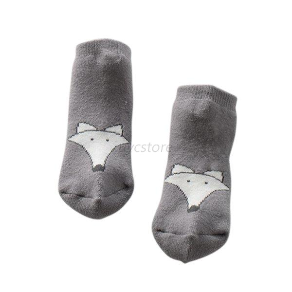 fashion newborn baby toddler boy warm non slip socks