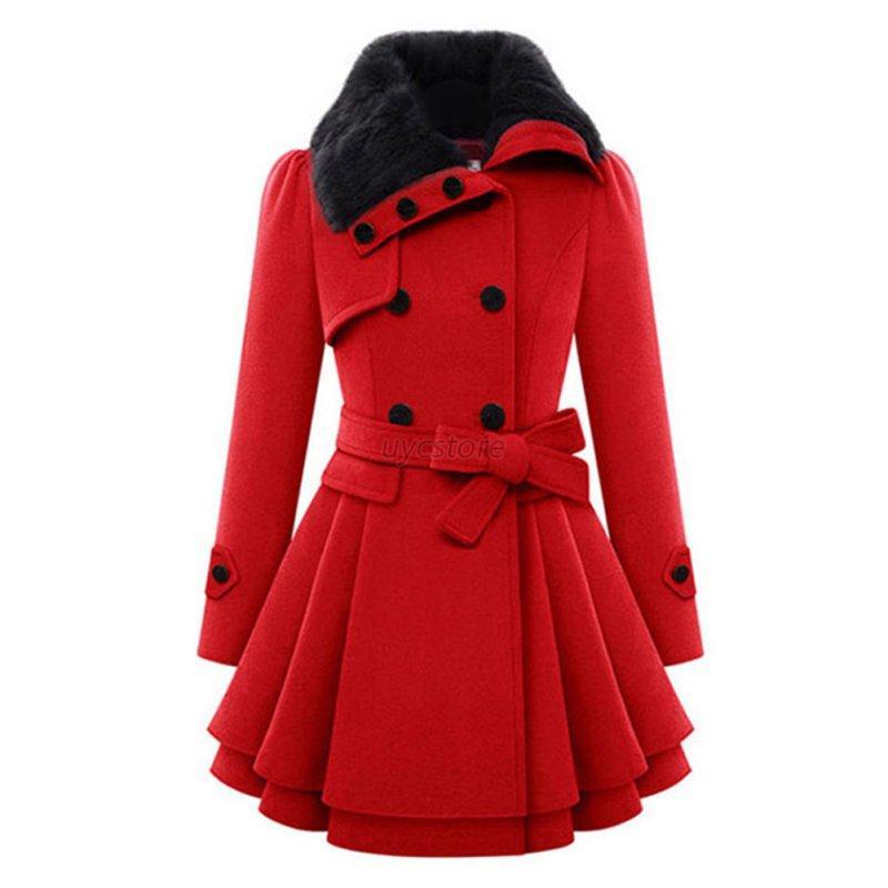 Брендовые пальто женские зимние