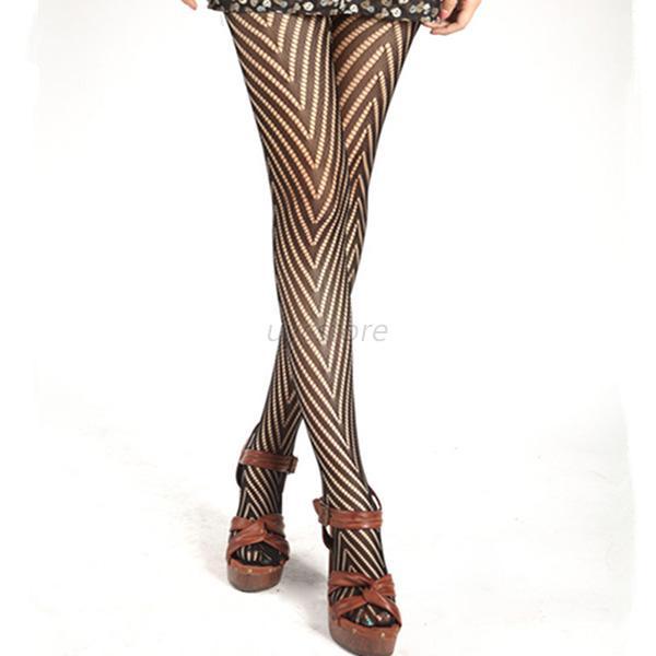 Fashion Pantyhose Tights High 4