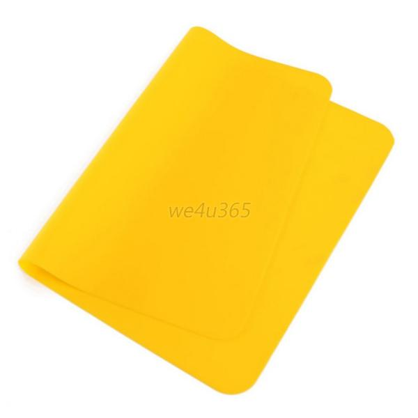 2-Size-Silicone-Pastry-Baking-Sheet-Tray-Oven-Rolling-Clean-Kitchen-Bakeware-Mat thumbnail 12