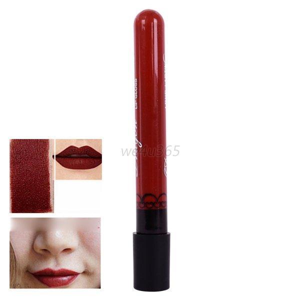 Liquide-de-crayon-rouge-a-levres-mat-maquillage-Lip-Gloss-impermeable-a-l-eau