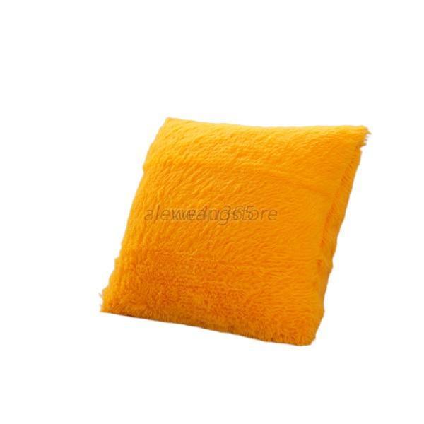 Lit-canape-doux-Throw-Pillow-coussin-Cover-carre-maison-Housse-peluche-decor-new