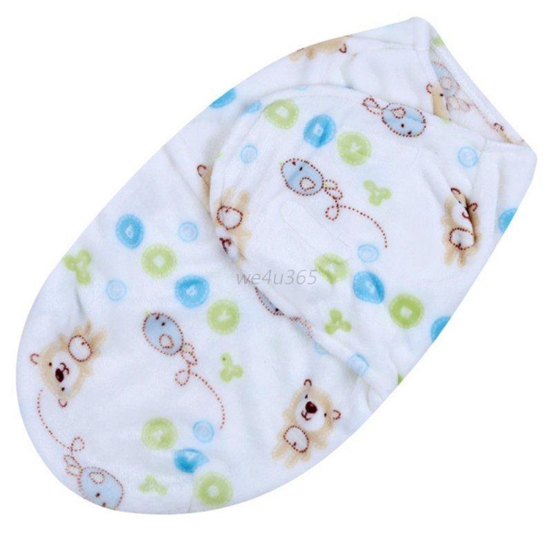 baby toddler cotton blanket swaddle sleeping bag sleep