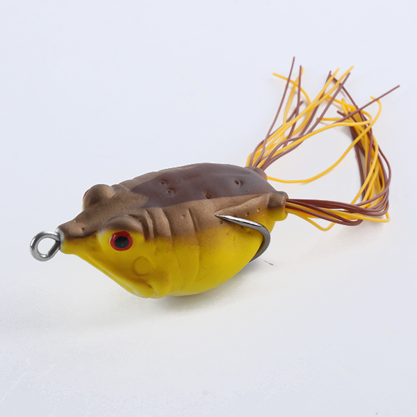 Fishing lures perch ray frog topwater bass baitstackle for Topwater bass fishing