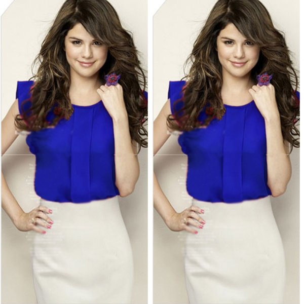 Women-Summer-Office-Work-Dress-Chiffon-Tulip-Short-Sleeve-Shirt-Blouse-Tops-S-XL