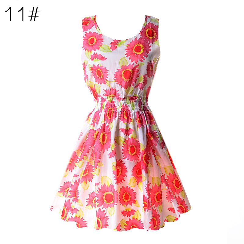 Summer-Women-Chiffon-Floral-Mini-Dress-Sleeveless-Party-Cocktail-Beach-Sundress