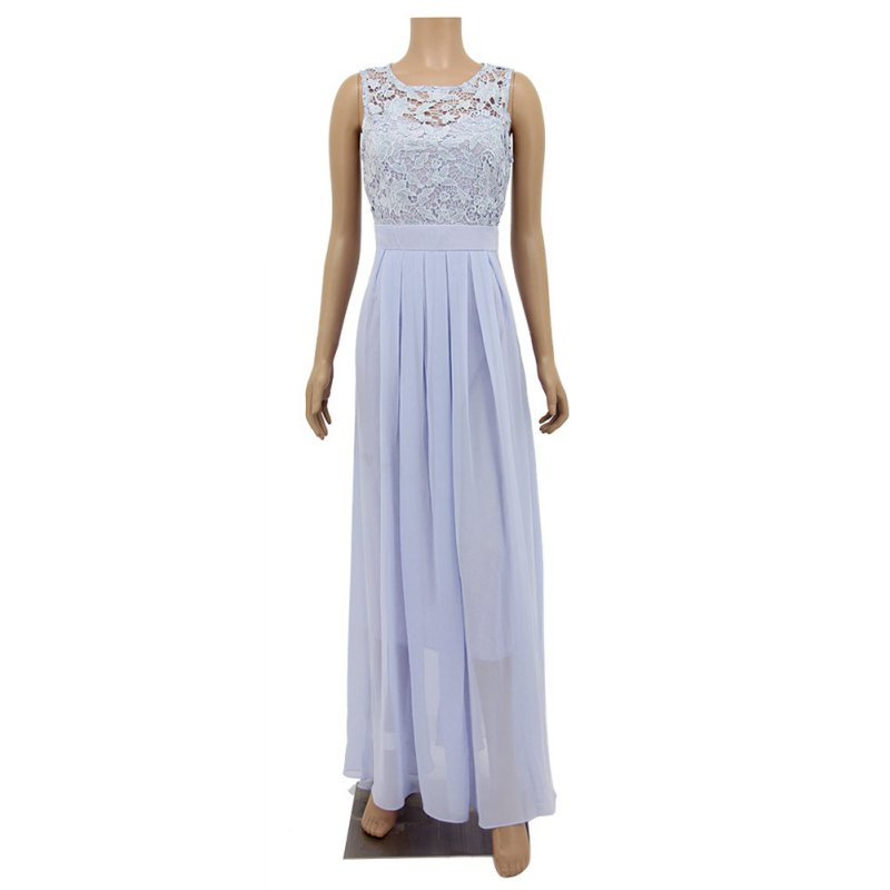 elegent women formal long maxi dress evening bridesmaid