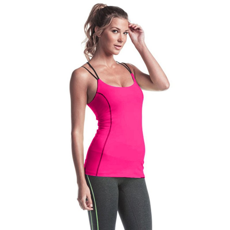 Womens sport workout tank top vest t shirt fitness lift for Best fitness t shirts