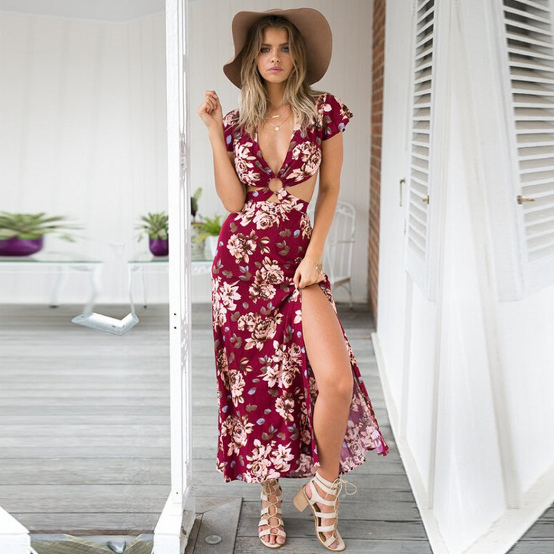 Sexy Long Sundresses